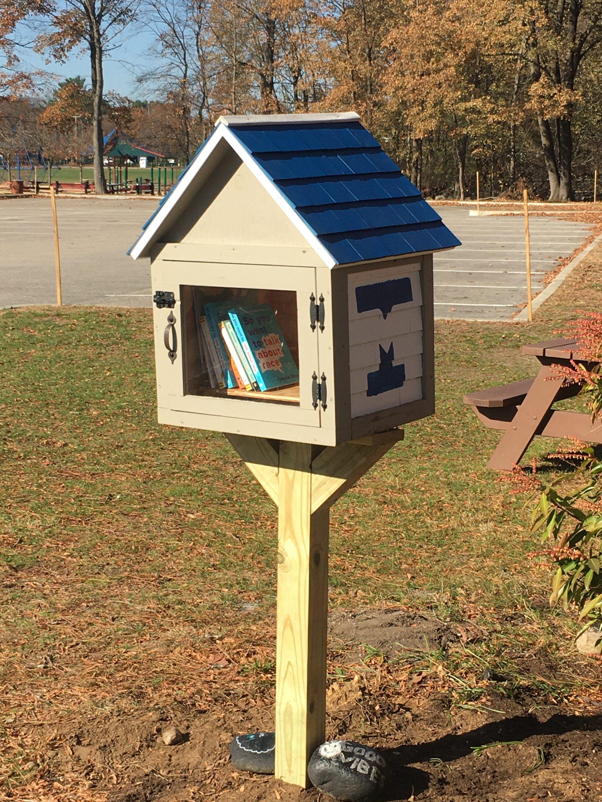 Little Inclusive Library - Pfaff Center